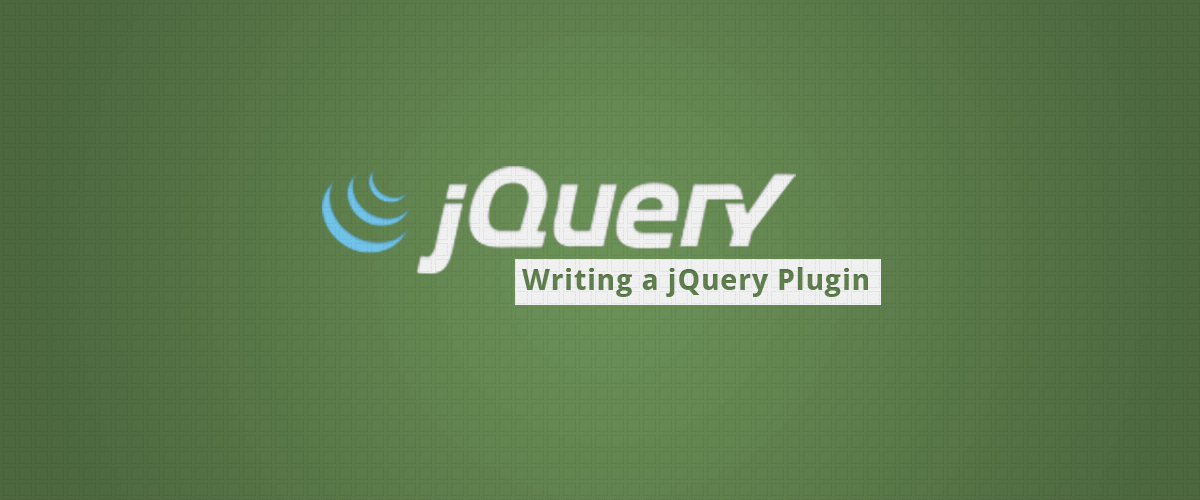 write jquery plugin