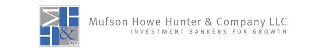 Mufson Howe Hunter original logo