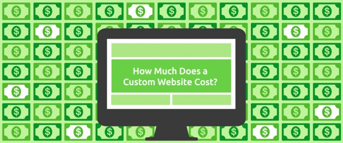 What Should My Website Budget Be