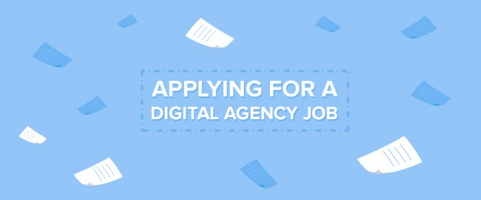 Applying for a Digital Agency Job