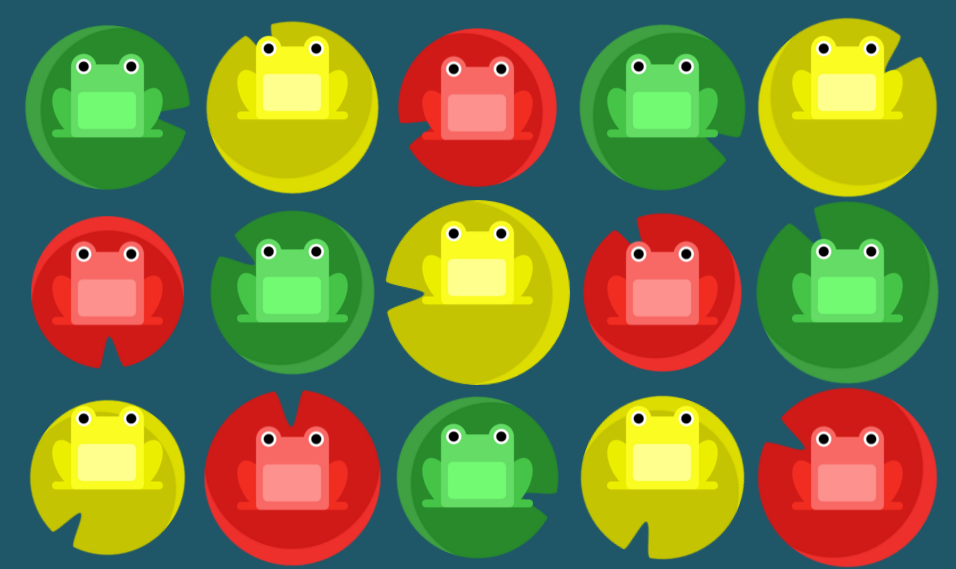 Flexbox Froggy Game