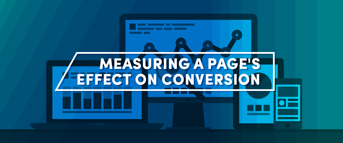 Measuring Page Effect on Conversion