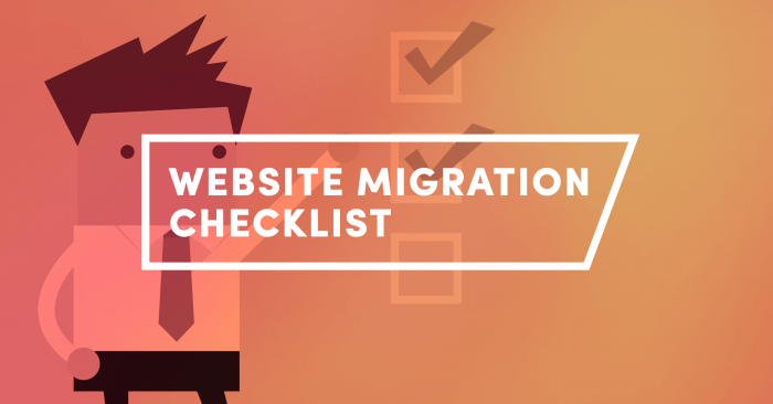 Website Migration Checklist