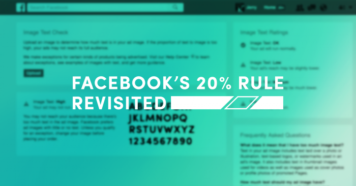 Facebook's 20% Rule Revisited