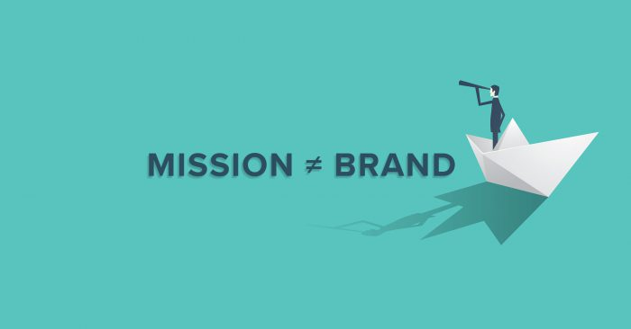 Don't Confuse Mission with Brand Positioning