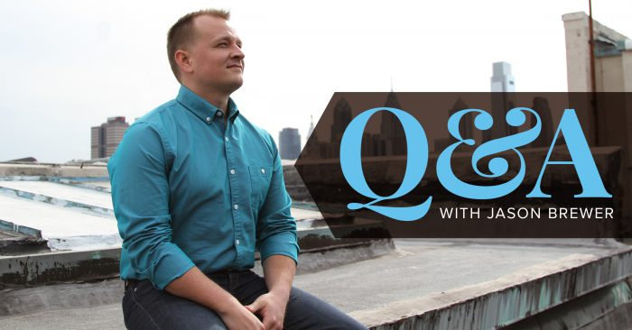 Working with Startup Founders (a Q&A with Jason Brewer)