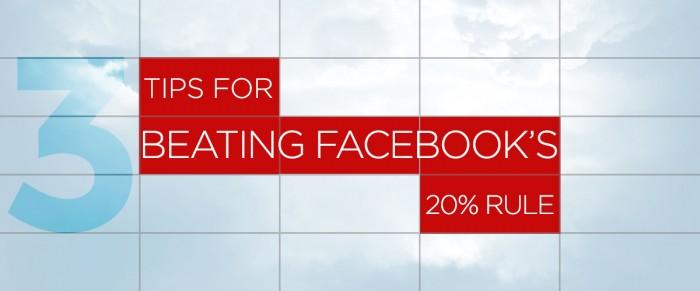 Facebook 20% Rule