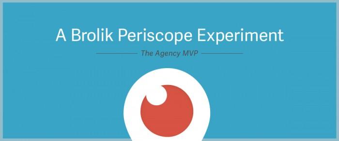 Brolik Periscope Experiment