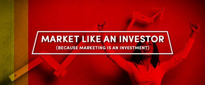 Market Like an Investor